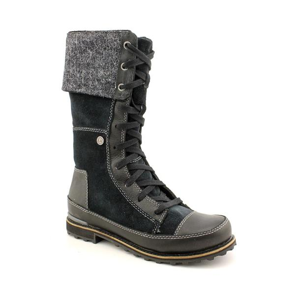 North Face Women's 'Snowtropolis Lace' Full-Grain Leather Boots