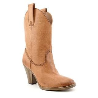 Madden Girl Women's 'Snappiee' Faux Leather Boots