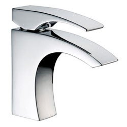 CAE Centerset Chrome Finish Bathroom Sink Faucet