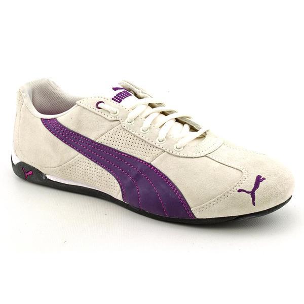 Puma Women's 'Repli Cat III Suede' Regular Suede Casual Shoes (Size 11)