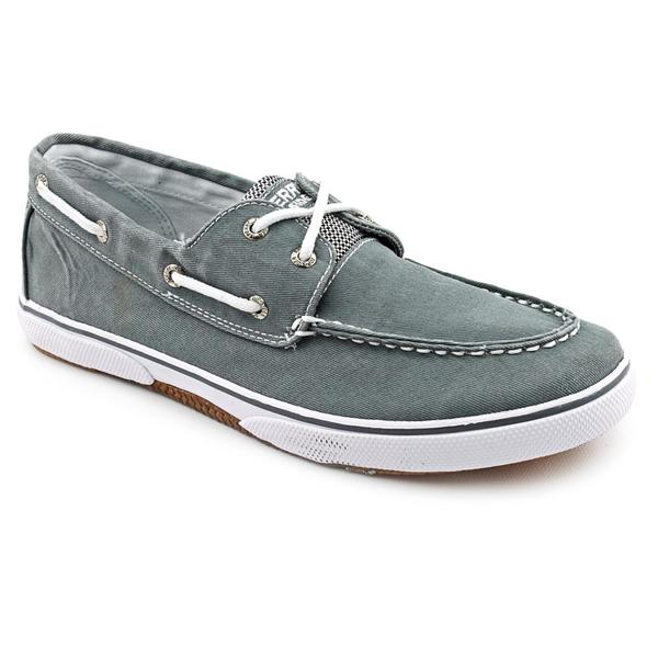 Sperry Top Sider Boy's 'Halyard' Fabric Casual Shoes