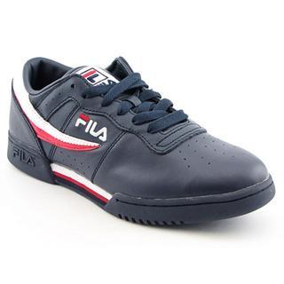 Fila Men's 'Original Fitness' Leather Casual Shoes