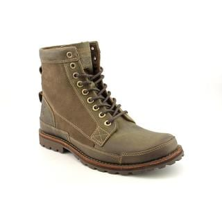 Timberland Earthkeepers Men's 'Rugged Original Leather 6 Boot' Full-Grain Leather Boots