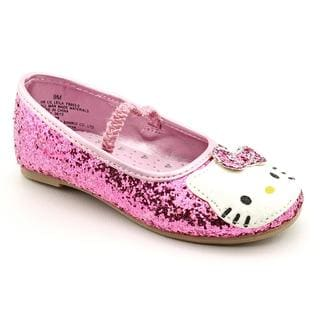 Hello Kitty Girl's 'Lil Leila' Synthetic Dress Shoes
