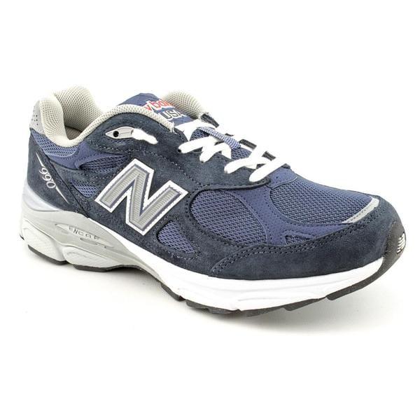 New Balance Men's 'M990v3 Heritage' Regular Suede Athletic Shoe Wide