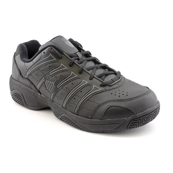 K Swiss Men's 'Grancourt II' Leather Casual Shoes