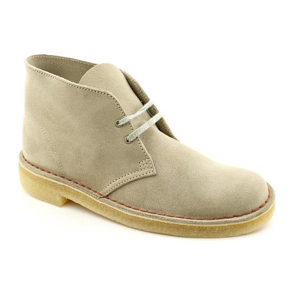 Clarks Originals Men's 'Desert Boot' Regular Suede Boots