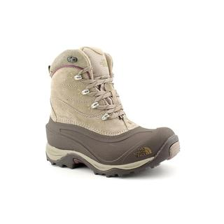 North Face Women's 'Chilkat II' Leather Boots
