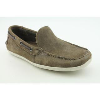 Sebago Men's 'Triggs Slip On' Regular Suede Casual Shoes