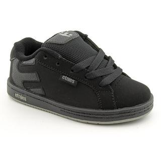 Etnies Boy's 'Kids Fader' Nubuck Athletic Shoe