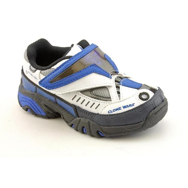 Stride Rite Boy's 'Star Wars - Captain Rex 2.0' Leather Casual Shoes