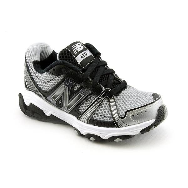 New Balance Boy's 'KJ689' Mesh Athletic Shoe Wide