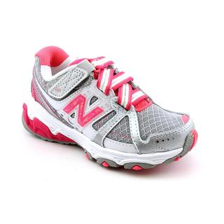 New Balance Girl's 'KV689' Mesh Athletic Shoe Wide