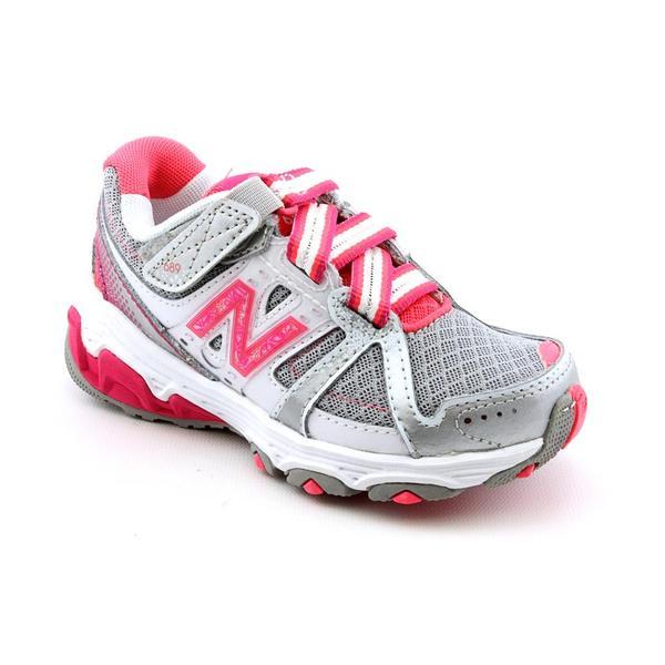 New Balance Girl's 'KV689' Mesh Athletic Shoe Wide