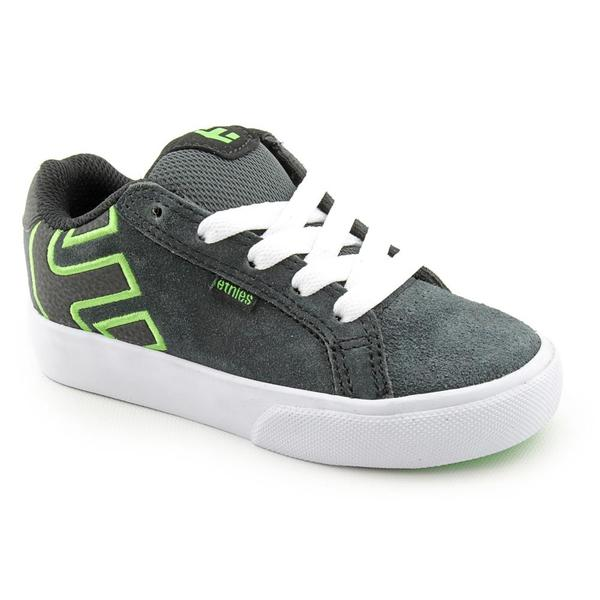 Etnies Boy's 'Kids Fader Vulc' Regular Suede Athletic Shoe