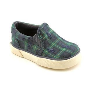 Polo Ralph Lauren Boy's 'Bal Harbour Repeat' Fabric Athletic Shoe