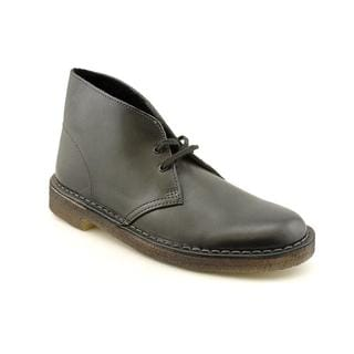 Clarks Originals Men's 'Desert Boot' Leather Boots