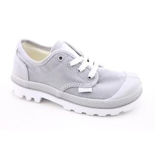 Palladium Boy's 'Pampa Oxford' Basic Textile Casual Shoes