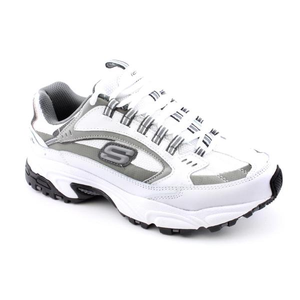 Skechers Sport Men's 'Stamina-Nuovo' Synthetic Casual Shoes Wide