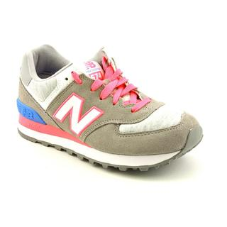 New Balance Women's 'WL574' Regular Suede Athletic Shoe