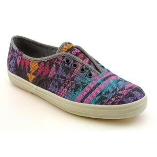 Keds Women's 'Champion Laceless Blanket' Fabric Casual Shoes