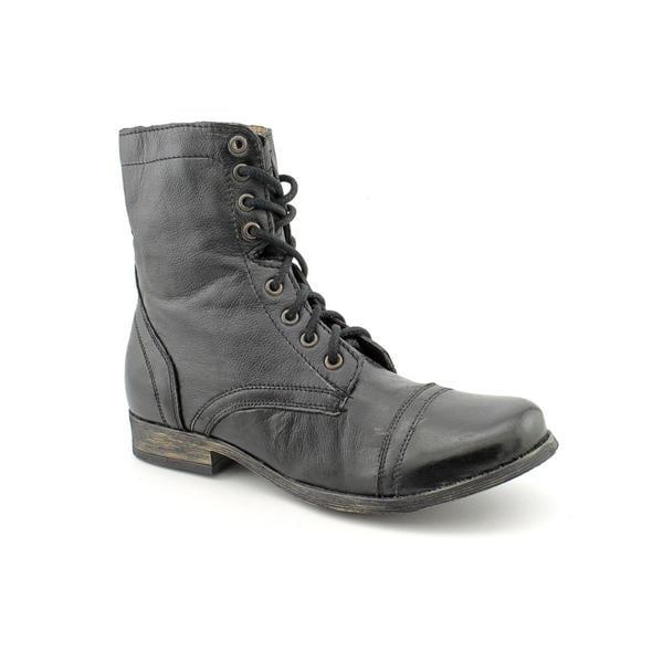 Steve Madden Men's 'Troopah' Leather Boots