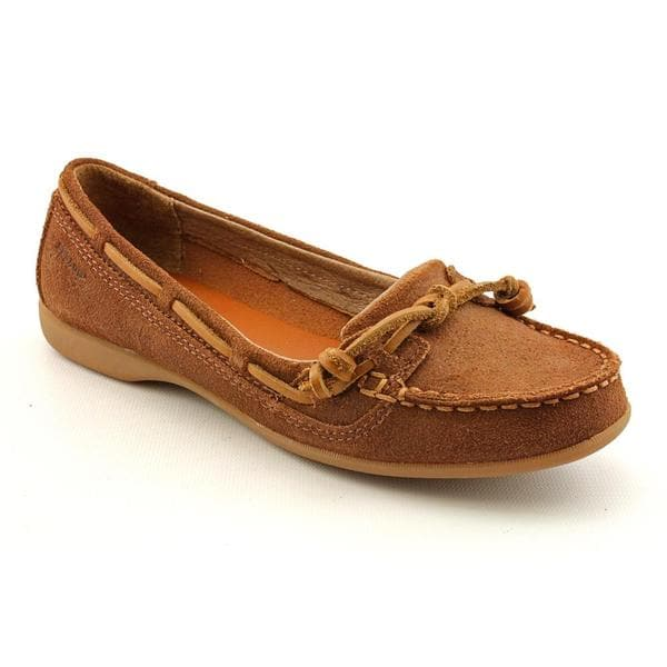Sebago Women's 'Felucca Lace' Full-Grain Leather Casual Shoes