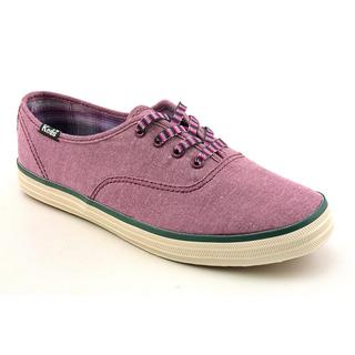 Keds Women's 'Champion Chambray' Fabric Casual Shoes