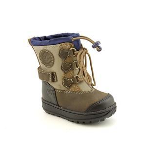 Timberland Boy's 'Mukluk Holderness Waterproof Tall' Leather Boots