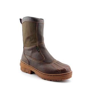 Georgia Men's 'G4074 Whitemarsh Wellington' Full-Grain Leather Boots