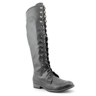 Rocket Dog Women's 'Barker' Faux Leather Boots