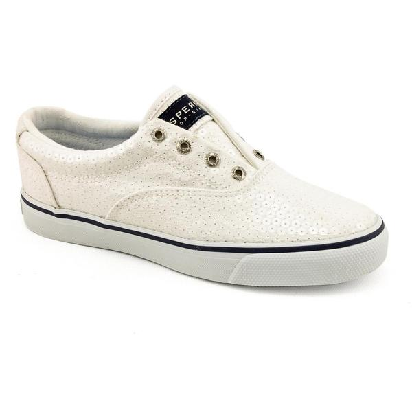 sperry top sider s striper basic textile athletic