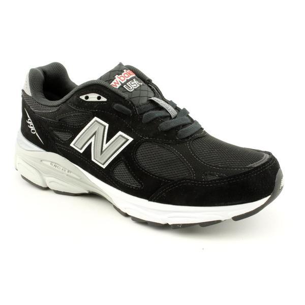 New Balance Men's 'M990v3 Heritage' Regular Suede Athletic Shoe