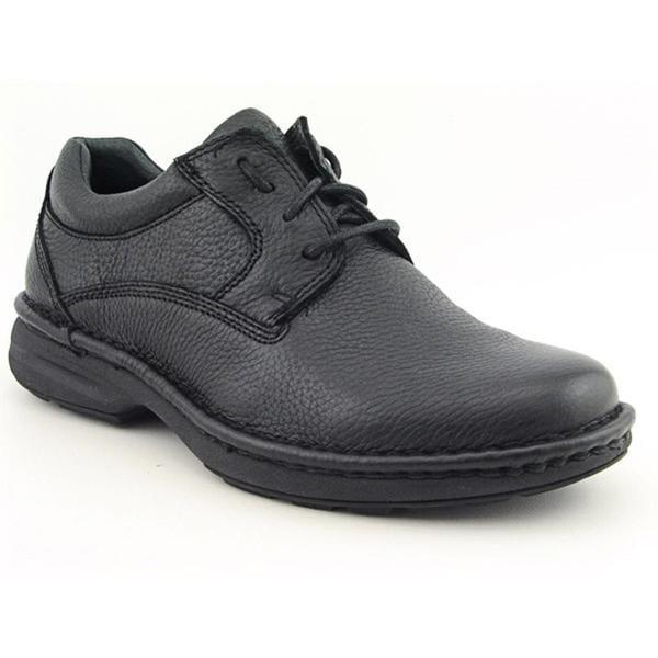 Aetrex Men's 'Classic Plain Toe Lace Up' Leather Casual Shoes