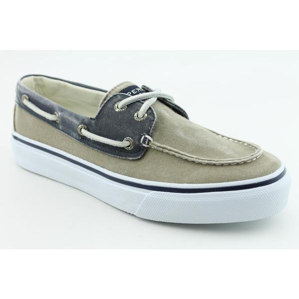 Sperry Top Sider Men's 'Bahama 2 Eye' Canvas Casual Shoes