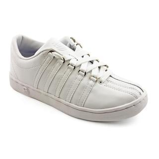 K Swiss Women's 'The Classic' Leather Athletic Shoe