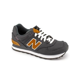New Balance Men's 'ML574' Basic Textile Athletic Shoe