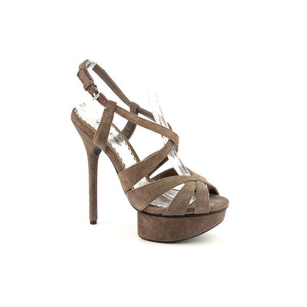 Bebe Women's 'Lyndal' Regular Suede Heels