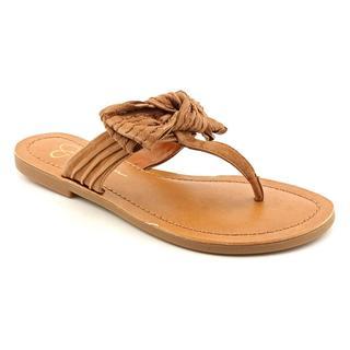 Jessica Simpson Women's 'Jumba' Nubuck Sandals