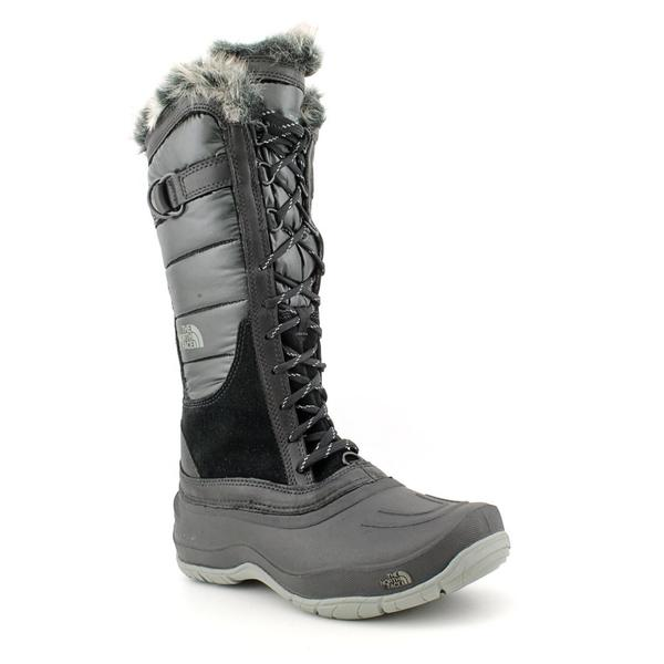 North Face Women's 'Shellista Lace ' Leather Boots
