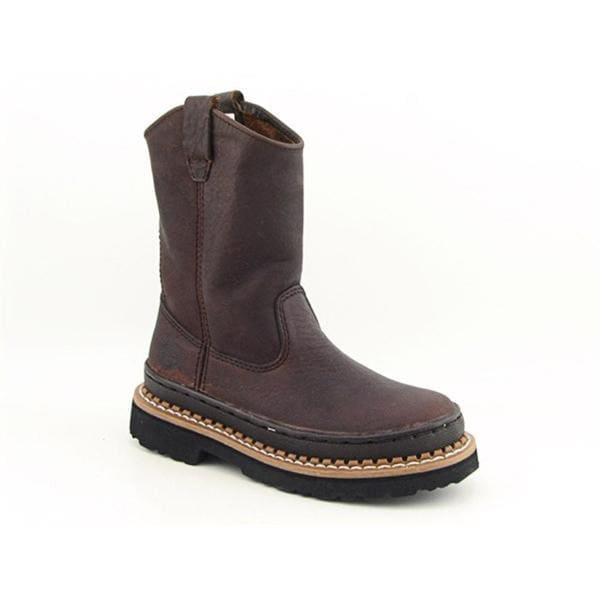 Georgia Boy's 'Giant Wellington' Leather Boots