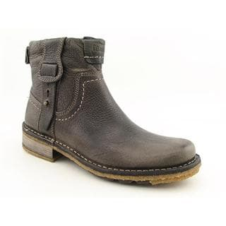 Clarks Originals Men's 'Stoten' Leather Boots