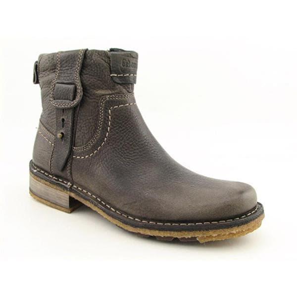 Clarks Originals Men's 'Stoten' Leather Boots