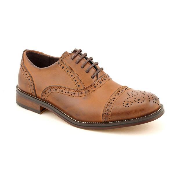 Steve Madden Men's 'Eddee' Leather Dress Shoes