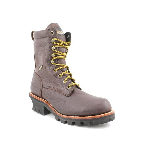 "Rocky Men's '2543 Great Oak Logger 9""' Leather Boots Wide"