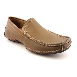 Steve Madden Men's 'Nobyll' Leather Casual Shoes