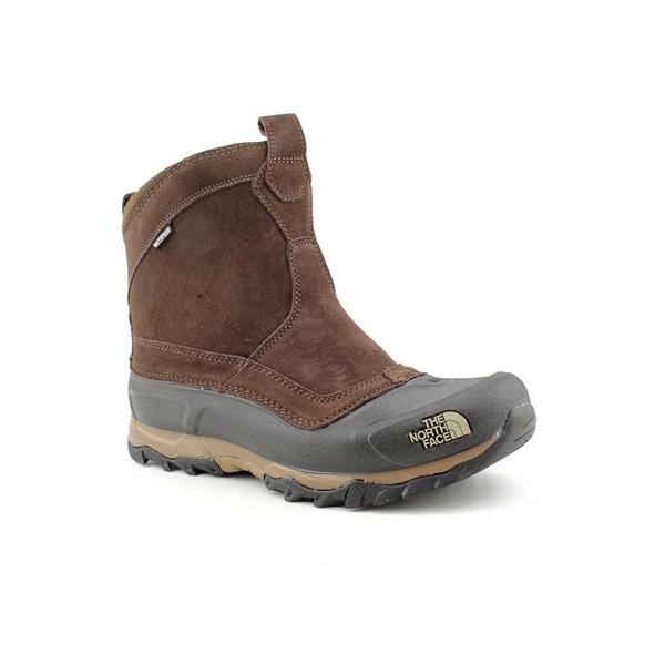 North Face Men's 'Snowfuse Pull-On' Regular Suede Boots