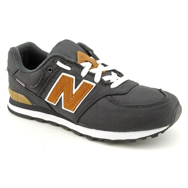 New Balance Boy's 'KL574' Basic Textile Athletic Shoe