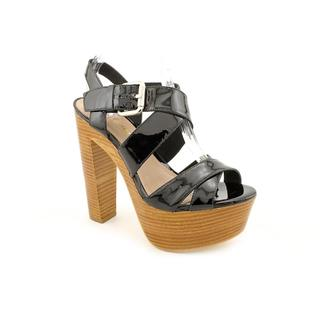 Pour La Victoire Women's 'Gisela' Patent Leather Sandals