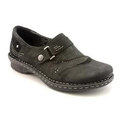 Earth Women's 'Beetlebug' Leather Casual Shoes